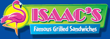 isaacs-famous-grilled-sandwiches-logo