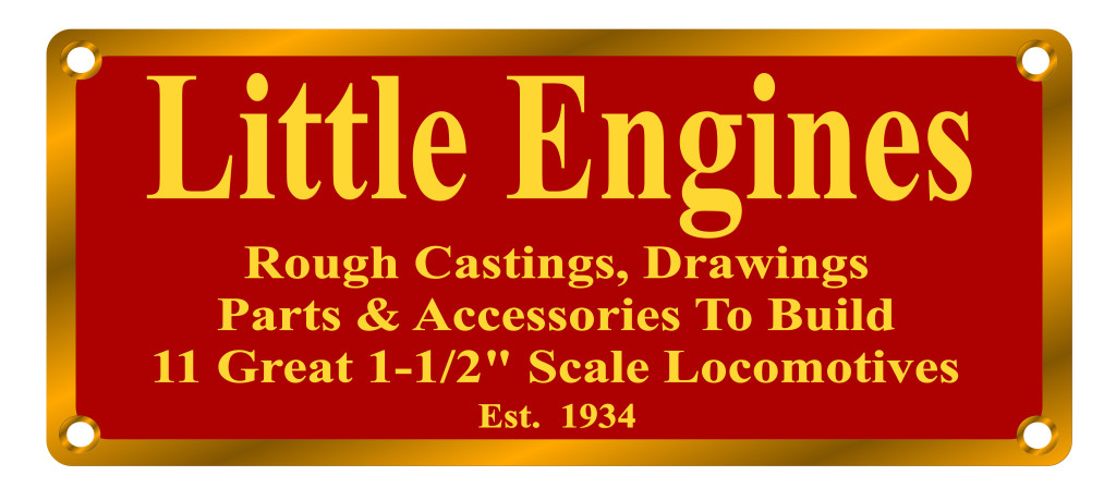 Little Engines Logo